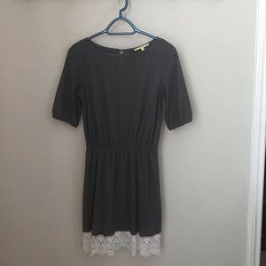 Gianni Bini dress with lace detail